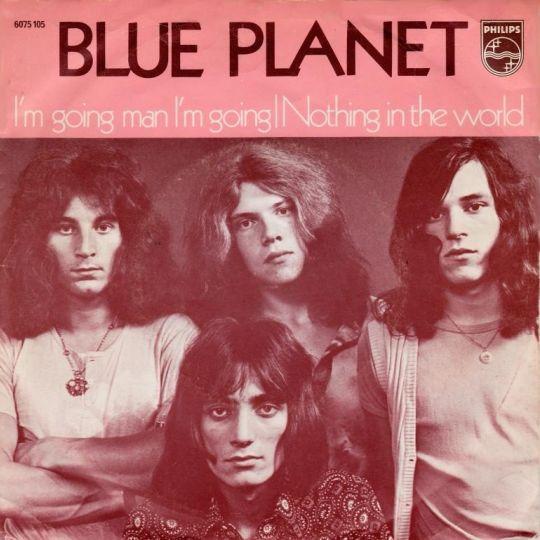 Coverafbeelding Blue Planet - I'm Going Man I'm Going
