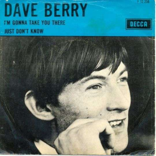 Coverafbeelding Dave Berry - I'm Gonna Take You There