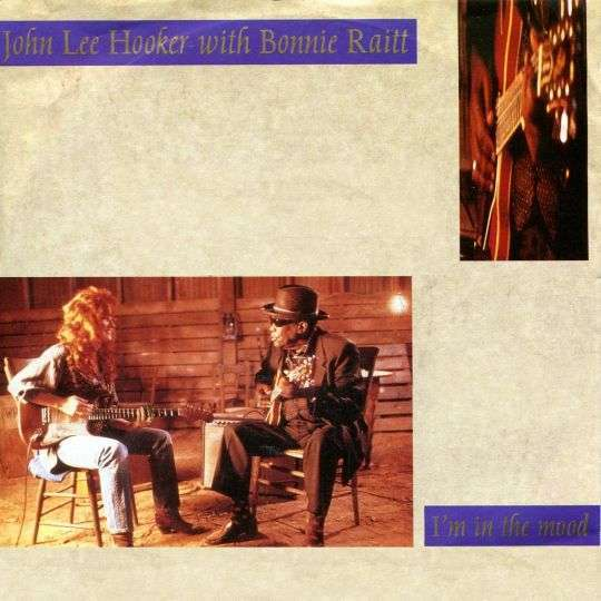 Coverafbeelding I'm In The Mood - John Lee Hooker With Bonnie Raitt