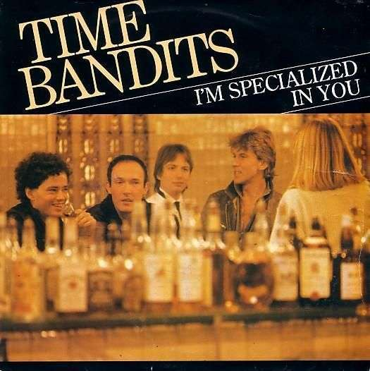 Coverafbeelding I'm Specialized In You - Time Bandits