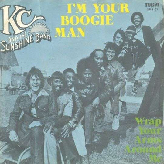 Coverafbeelding I'm Your Boogie Man - Kc And The Sunshine Band