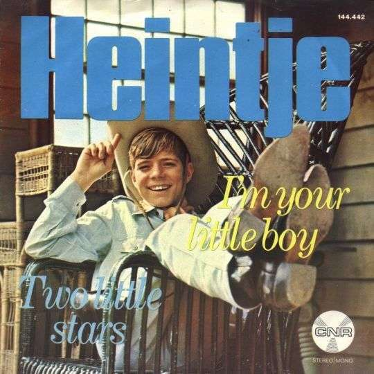 Coverafbeelding I'm Your Little Boy - Heintje