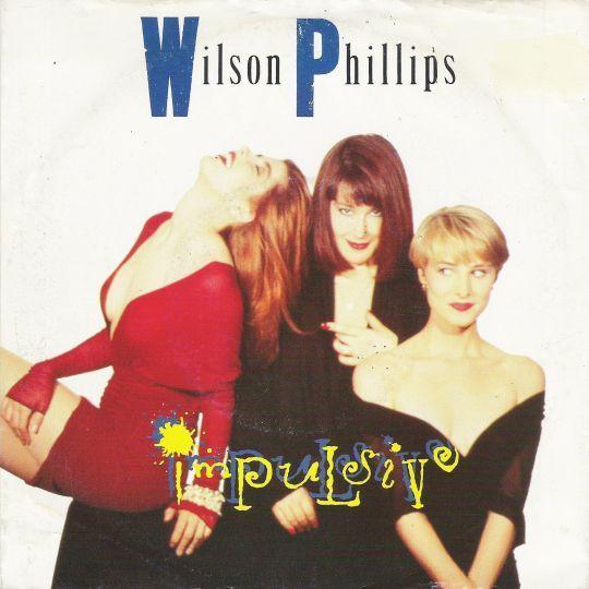 Coverafbeelding Impulsive - Wilson Phillips
