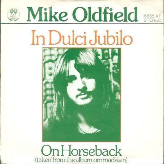 Coverafbeelding In Dulci Jubilo - Mike Oldfield