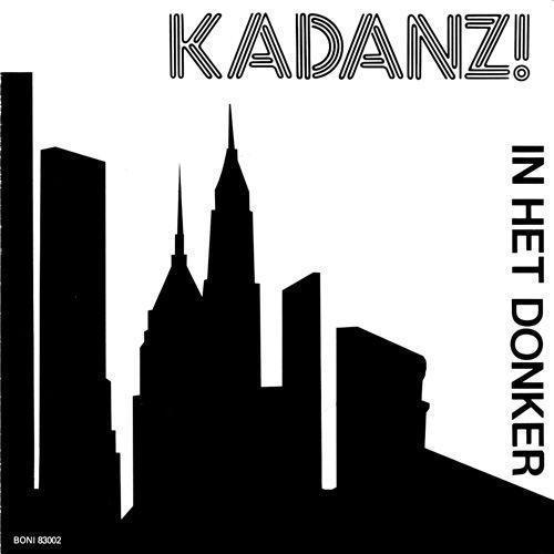 Coverafbeelding In Het Donker - Kadanz!