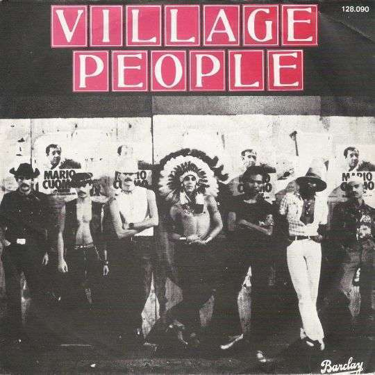 Coverafbeelding In Hollywood (Everybody Is A Star) - Village People