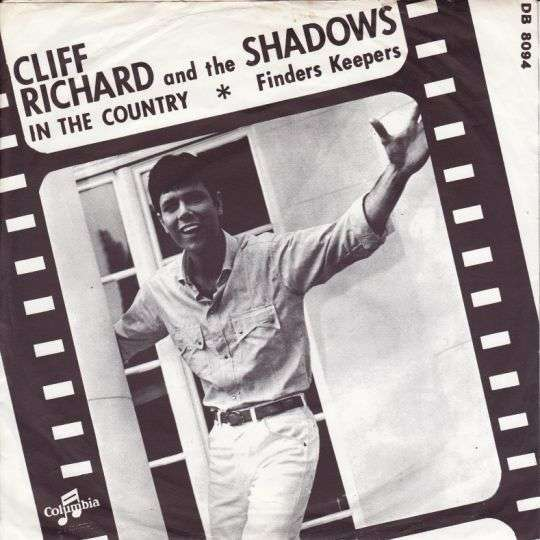 Coverafbeelding In The Country - Cliff Richard And The Shadows