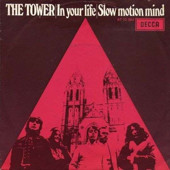 Coverafbeelding The Tower - In Your Life