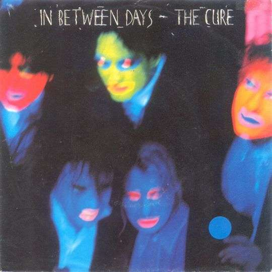 Coverafbeelding The Cure - In Between Days
