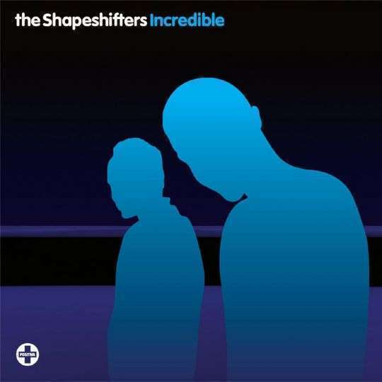 Coverafbeelding Incredible - The Shapeshifters
