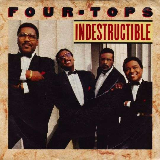 Coverafbeelding Indestructible - Four Tops