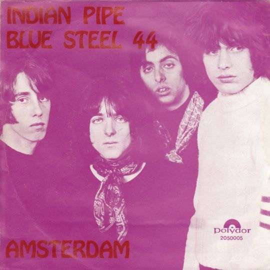 Coverafbeelding Indian Pipe - Amsterdam