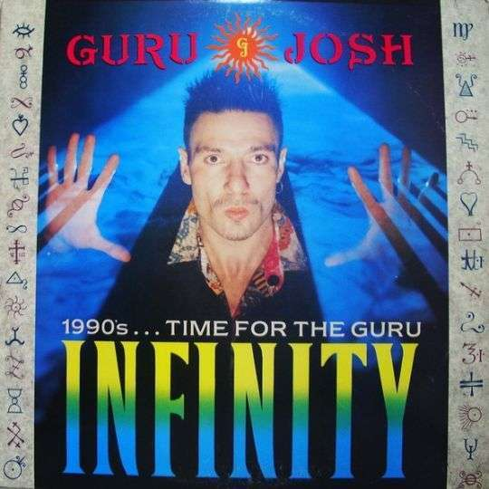 Coverafbeelding Infinity (1990's... Time For The Guru) - Guru Josh