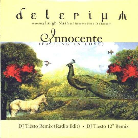 Coverafbeelding Innocente (Falling In Love) - Delerium Featuring Leigh Nash (Of Sixpence None The Richer)