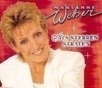 Coverafbeelding Als Sterren Stralen - Marianne Weber