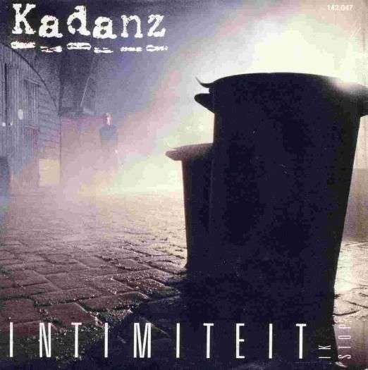 Coverafbeelding Kadanz - Intimiteit