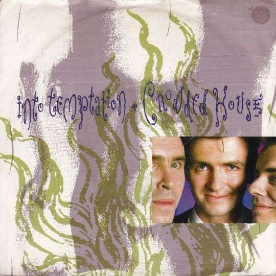 Coverafbeelding Into Temptation - Crowded House