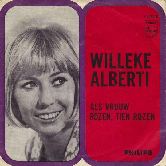 Coverafbeelding Als Vrouw - Willeke Alberti