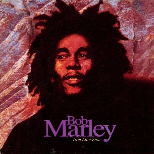 Coverafbeelding Bob Marley - Iron Lion Zion