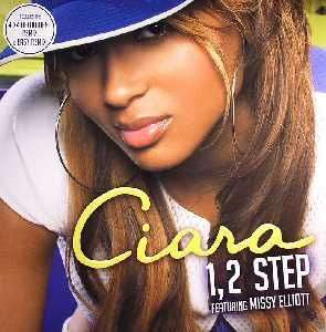 Coverafbeelding 1, 2 Step - Ciara Featuring Missy Elliott