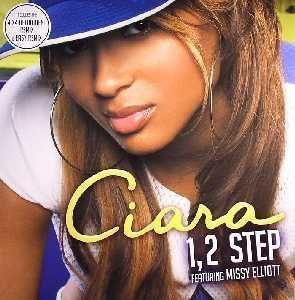 Coverafbeelding Ciara featuring Missy Elliott - 1, 2 Step