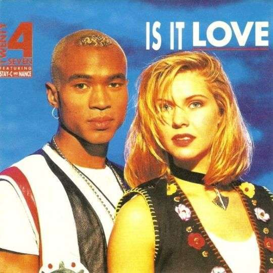 Coverafbeelding Is It Love - Twenty 4 Seven Featuring Stay-c And Nance