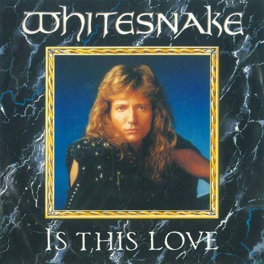 Coverafbeelding Is This Love - Whitesnake