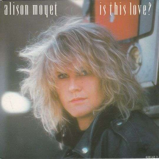 Coverafbeelding Is This Love? - Alison Moyet