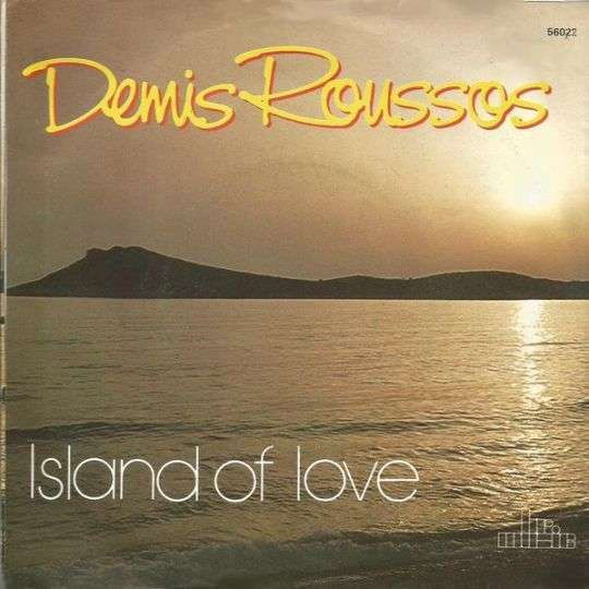 Coverafbeelding Island Of Love - Demis Roussos
