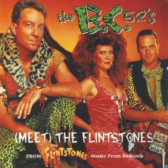 Coverafbeelding (Meet) The Flintstones - The B.c. 52's
