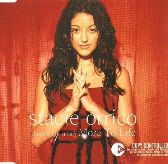Coverafbeelding Stacie Orrico - (There's Gotta Be) More To Life