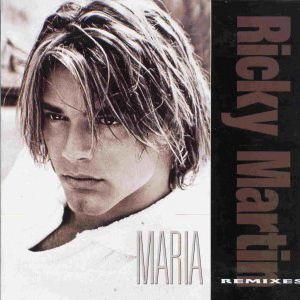 Coverafbeelding Maria - Remixes - Ricky Martin