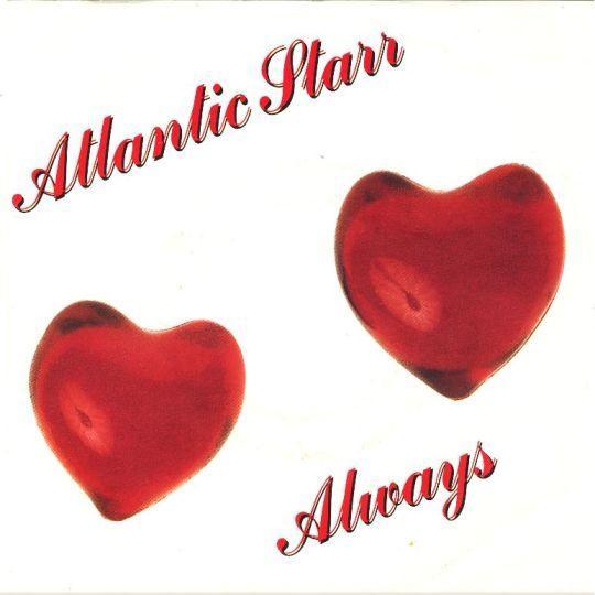 Coverafbeelding Atlantic Starr - Always