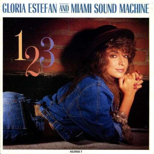 Coverafbeelding 1 2 3 - Gloria Estefan And Miami Sound Machine