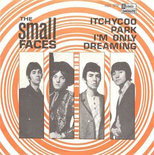 Coverafbeelding Itchycoo Park - The Small Faces