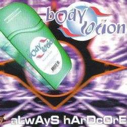 Coverafbeelding Bodylotion - Always Hardcore