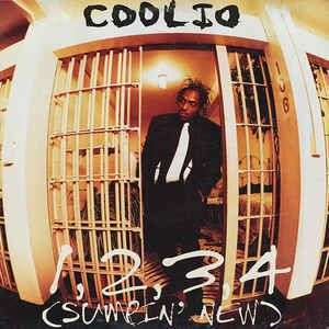 Coverafbeelding 1, 2, 3, 4 (Sumpin' New) - Coolio
