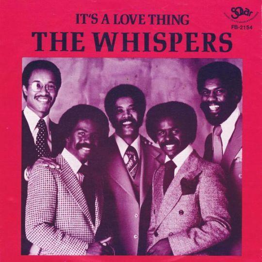 Coverafbeelding It's A Love Thing - The Whispers