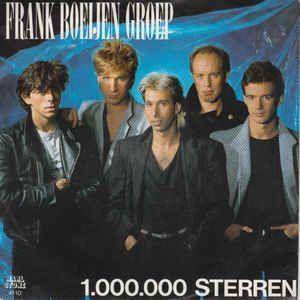 Coverafbeelding 1.000.000 Sterren - Frank Boeijen Groep