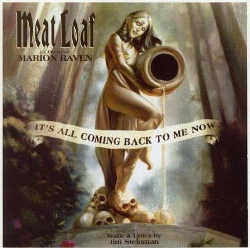 Coverafbeelding It's All Coming Back To Me Now - Meat Loaf Featuring Marion Raven