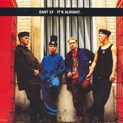 Coverafbeelding It's Alright - East 17