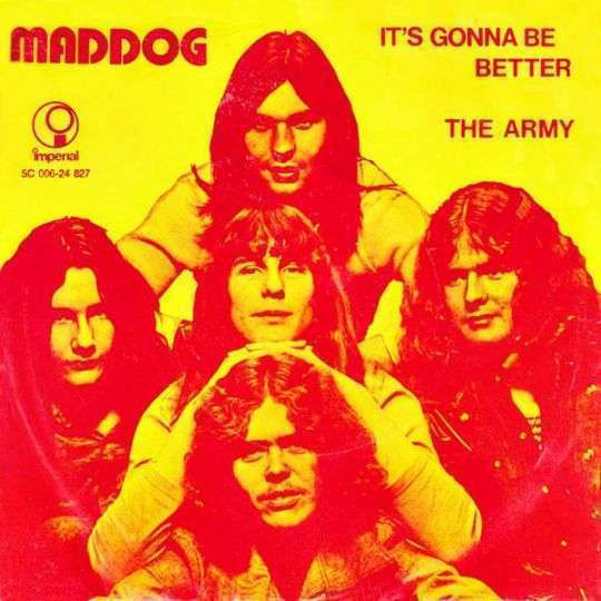 Coverafbeelding It's Gonna Be Better - Maddog
