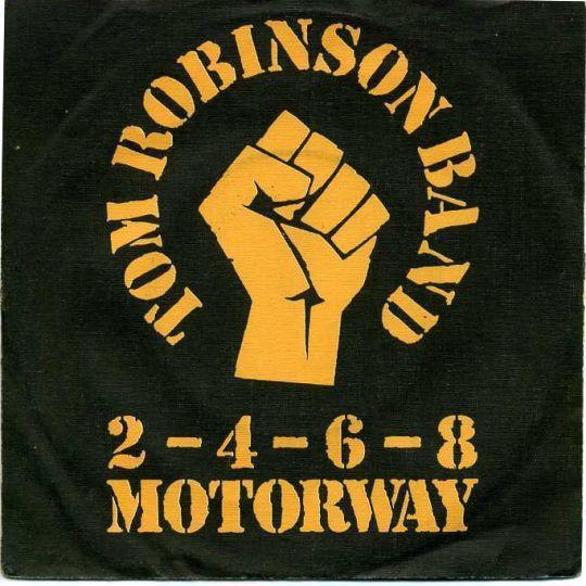 Coverafbeelding 2-4-6-8 Motorway - Tom Robinson Band