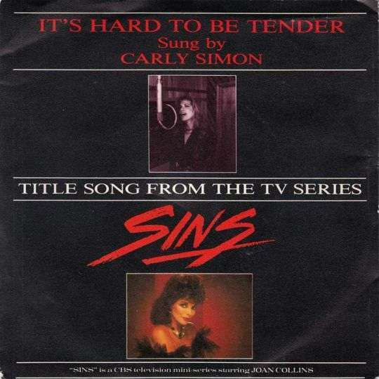 Coverafbeelding Carly Simon - It's Hard To Be Tender