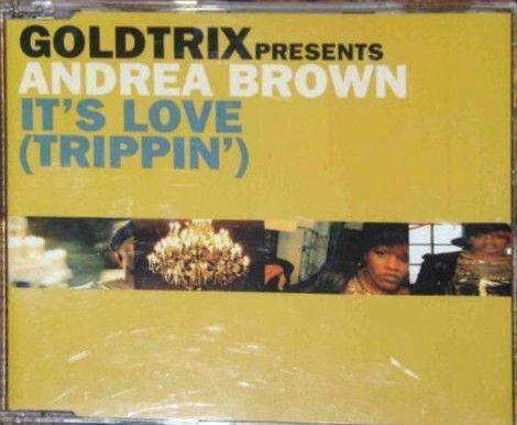 Coverafbeelding Goldtrix presents Andrea Brown - It's Love (Trippin')
