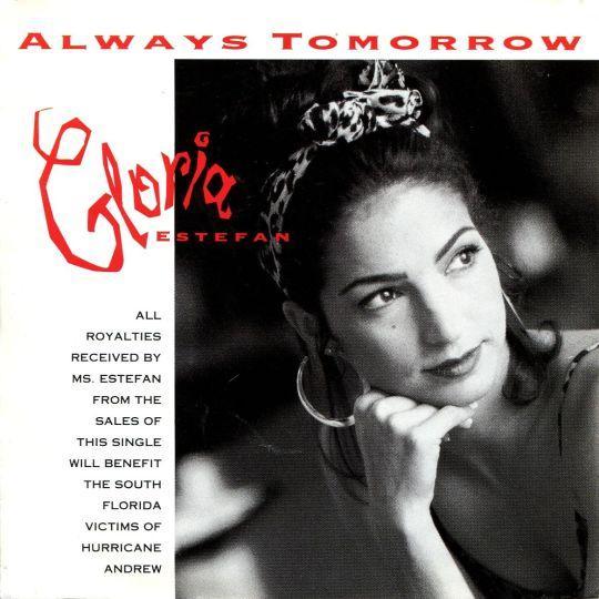 Coverafbeelding Gloria Estefan - Always Tomorrow