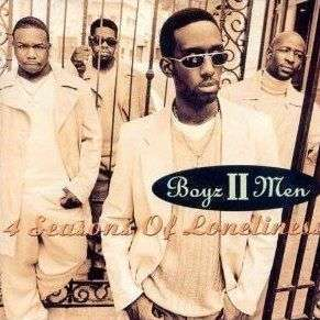 Coverafbeelding 4 Seasons Of Loneliness - Boyz Ii Men