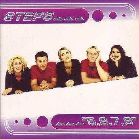 Coverafbeelding 5, 6, 7, 8 - Steps