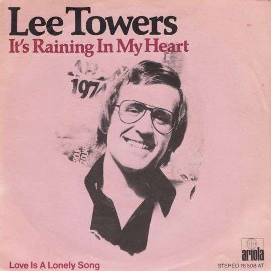 Coverafbeelding It's Raining In My Heart - Lee Towers