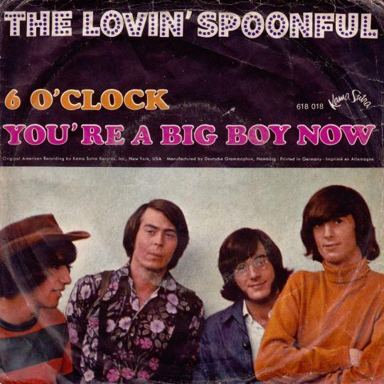 Coverafbeelding 6 O'clock - The Lovin' Spoonful